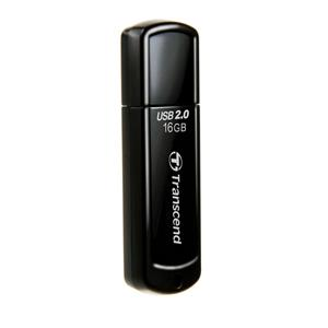 Transcend JetFlash 350 USB 2.0 Flash Memory 16GB